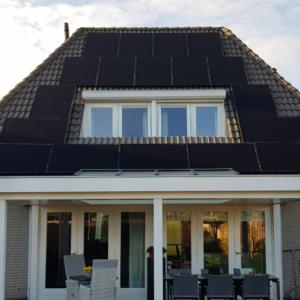 Yingli Mono 340Wp full black zonnepanelen in Lithl